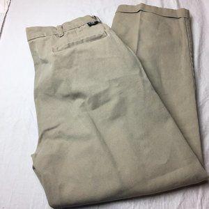 Bulwark FR Flame Resistant Khaki Pants Cuffed